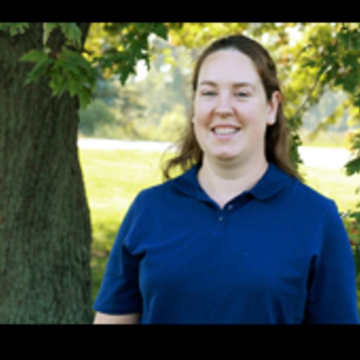 Dr. Amber Kolberg</br> DVM photo